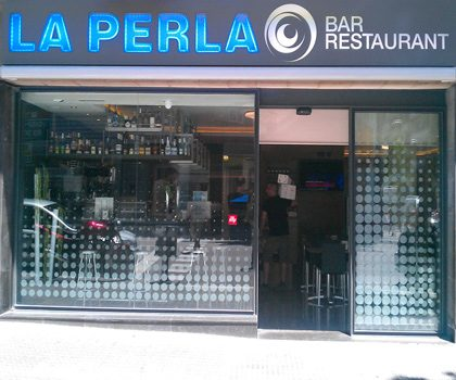 BAR RESTAURANTE LA PERLA