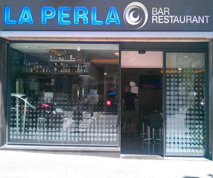 Bar Restaurant La Perla- Cristina Ortega
