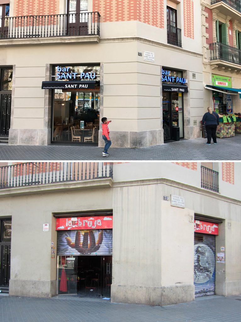 Bar Sant Pau - Cristina Ortega