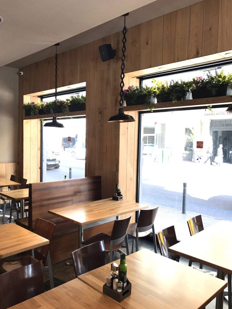 Bar Restaurante Gloria_ Cristina Ortega
