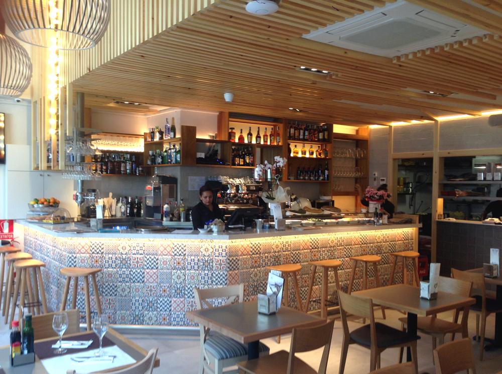 Bar Resaurante Mabi - Cristina Ortega