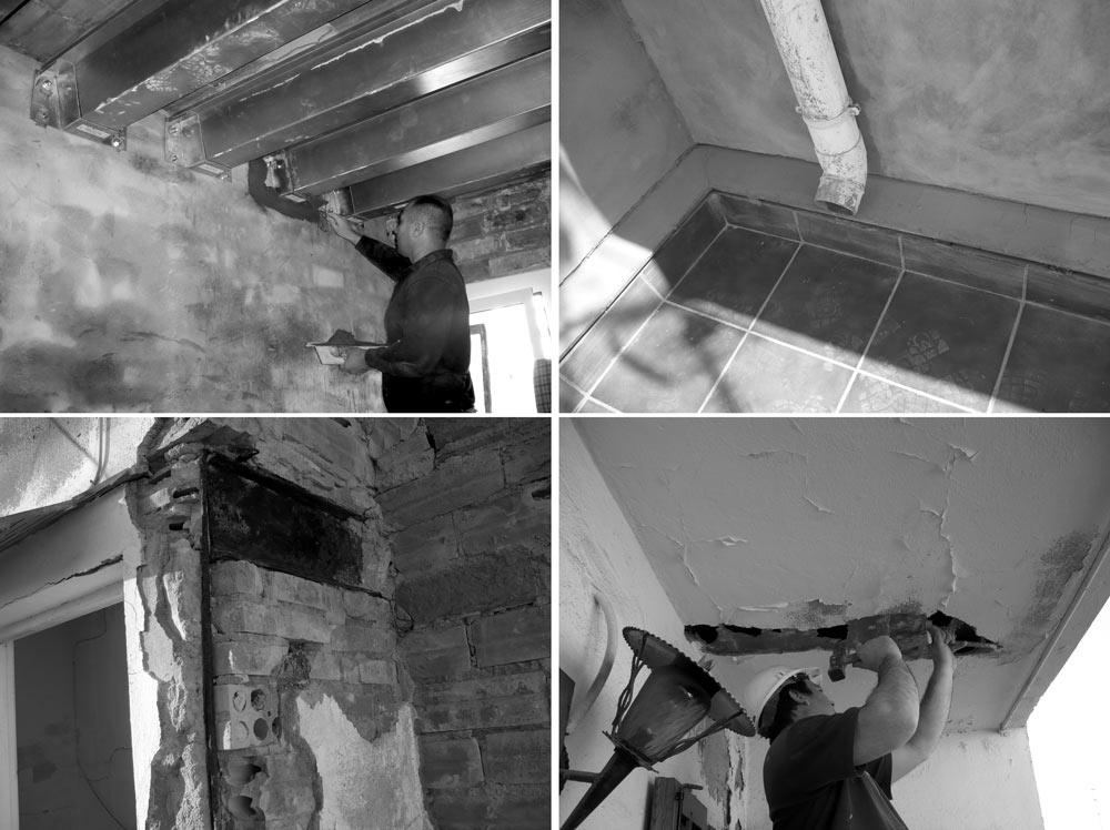 Rehabilitación de edificios _ Cristina Ortega
